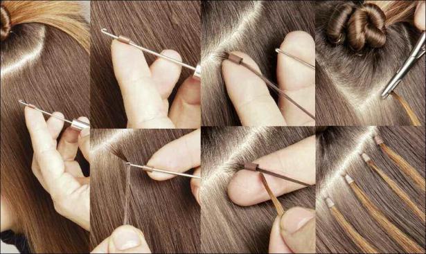Как распутать волосы в домашних условиях