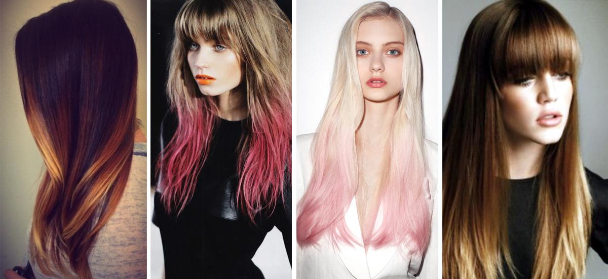 Покрасить волосы модный цвет